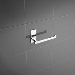 accesorios de baño sin taladro portarrollos / toallero