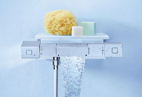 monomando bañera grohe