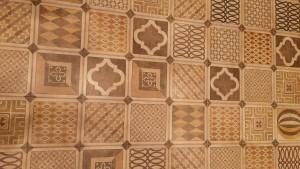 azulejo estilo hidrahulico