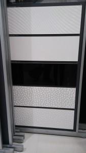 azulejo novedades blanco y negro