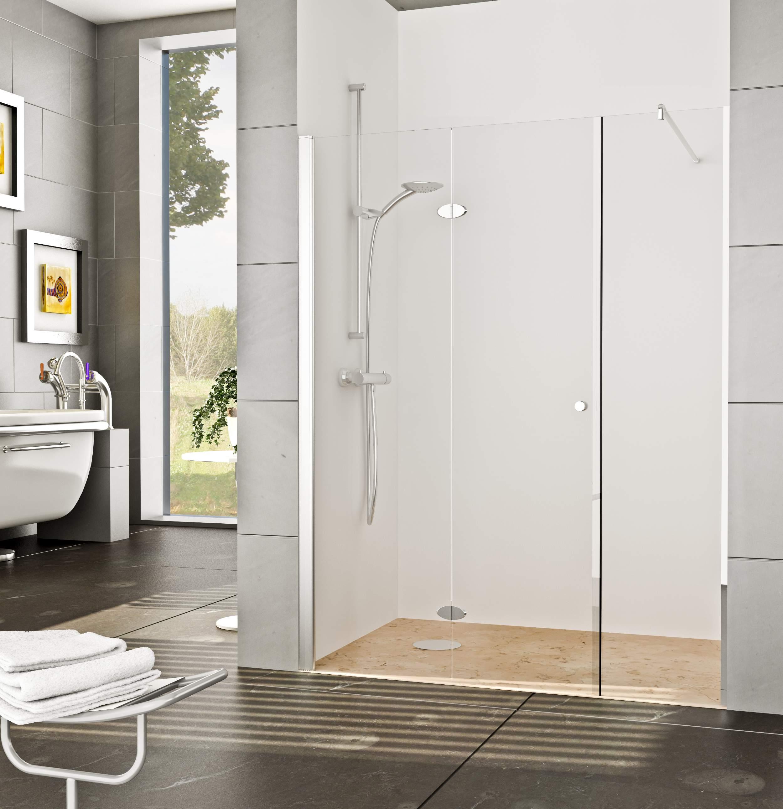Mamparas de ducha tino jornet - Como montar mampara de ducha ...
