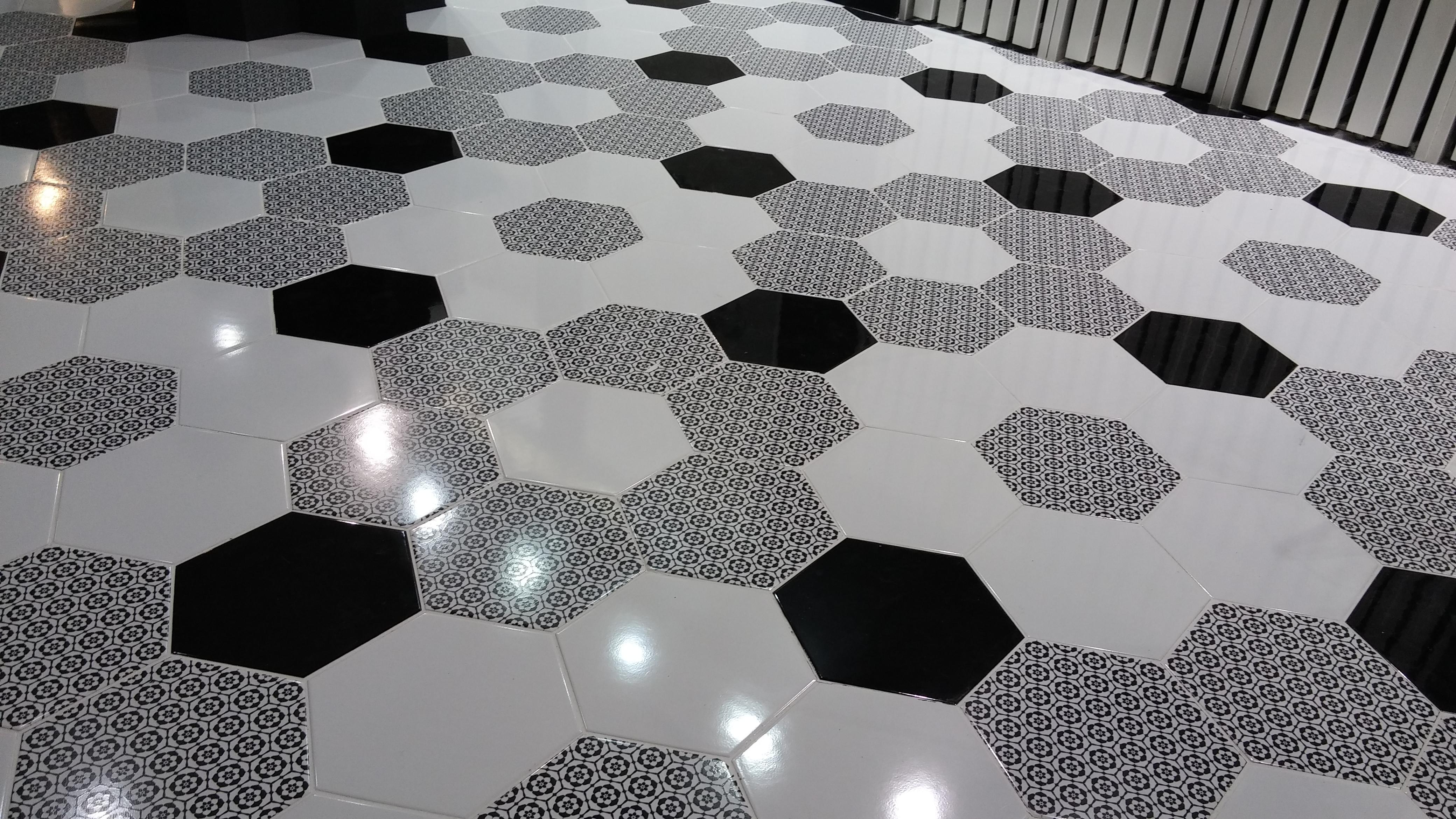 Novedades azulejo hexagonal tino jornet - Azulejos hexagonales ...